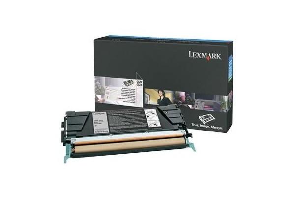 Toner LEXMARK E462U31E – Noir