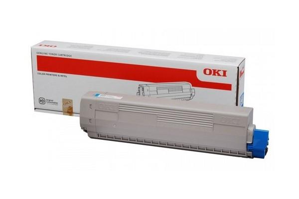 Toner OKI 44059254 MC800, MC861 – Magenta