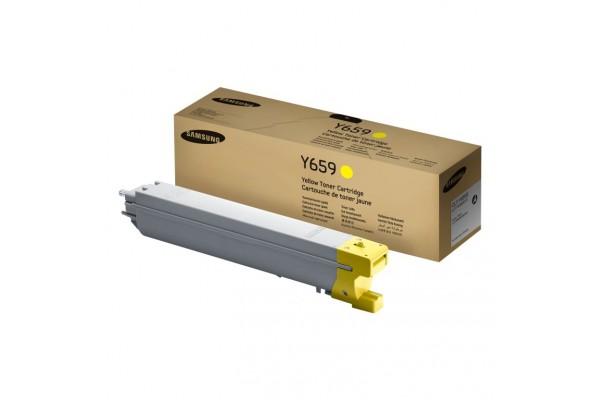 Toner SAMSUNG CLT-Y659S/ELS – Yellow