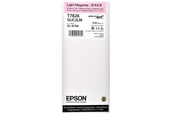 Cartouche EPSON C13T782600 T7826 – Light Magenta