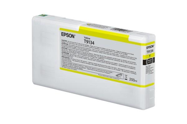 Cartouche EPSON C13T913400 T9134 – Yellow