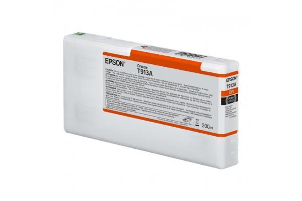 Cartouche EPSON C13T913A00 T913A – Orange