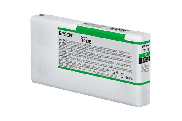 Cartouche EPSON C13T913B00 T913B – Vert