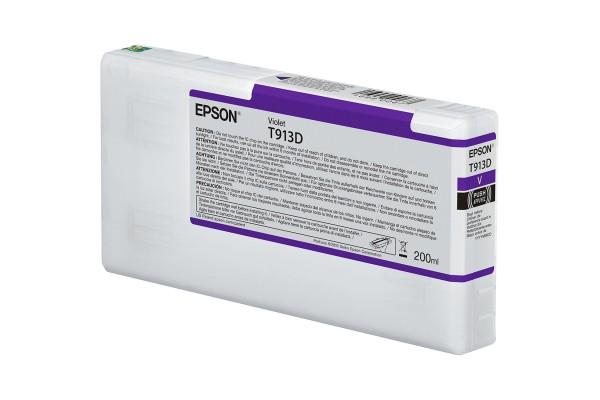 Cartouche EPSON C13T913D00 T913D – Violet