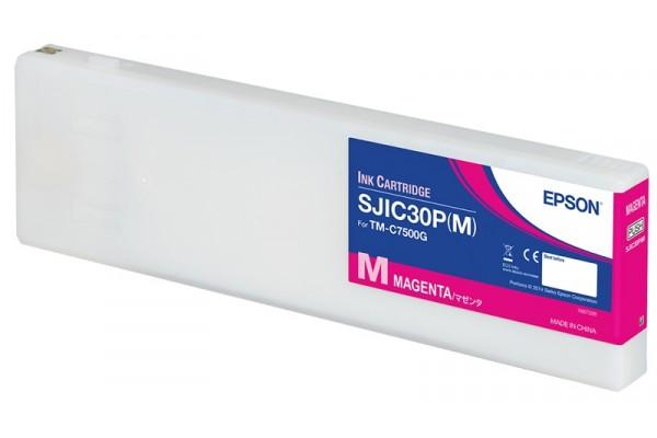Cartouche EPSON C33S020641 SJIC30P – Magenta