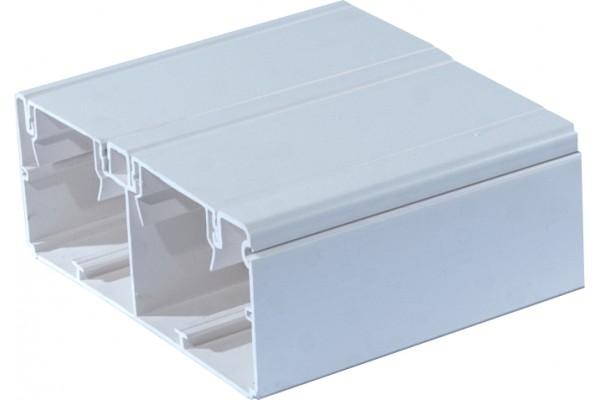 Goulotte 45 Fond 130 X 50 2 Compartiments Long 2 M